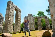 Stonehenge, Spot Instagramable di Jogya