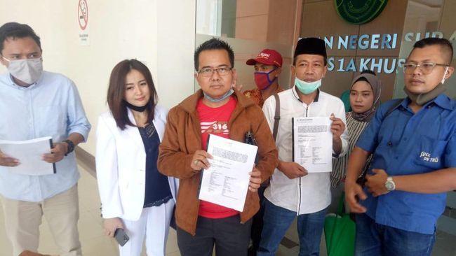 Perpres Jokowi Kembali Digugat Penjual Kopi