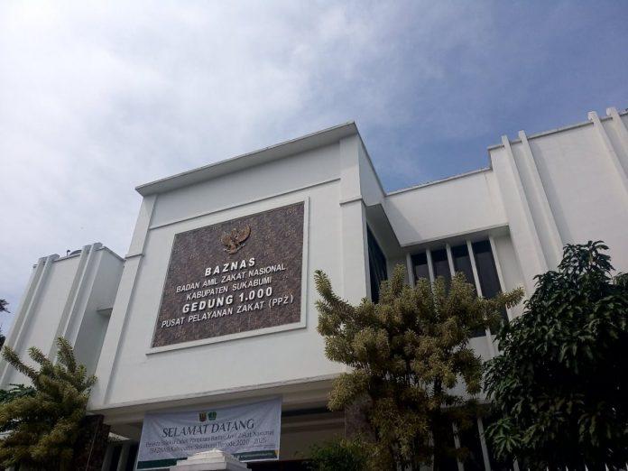 Seleksi Capim Baznas Kabupaten Sukabumi