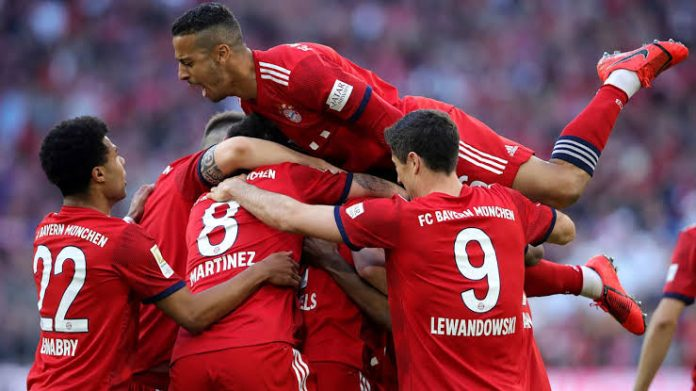 Bayern Munchen Juara Bundesliga Musim 2019-2020