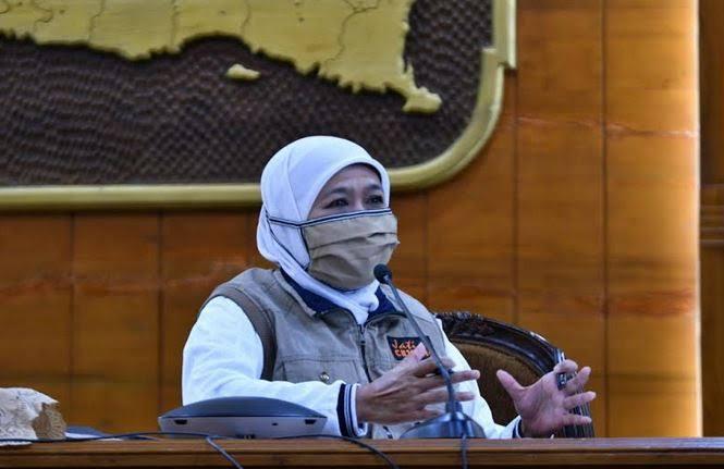 Pemprov Jatim Izinkan Kegiatan Masjid Dengan Protokol Kesehatan