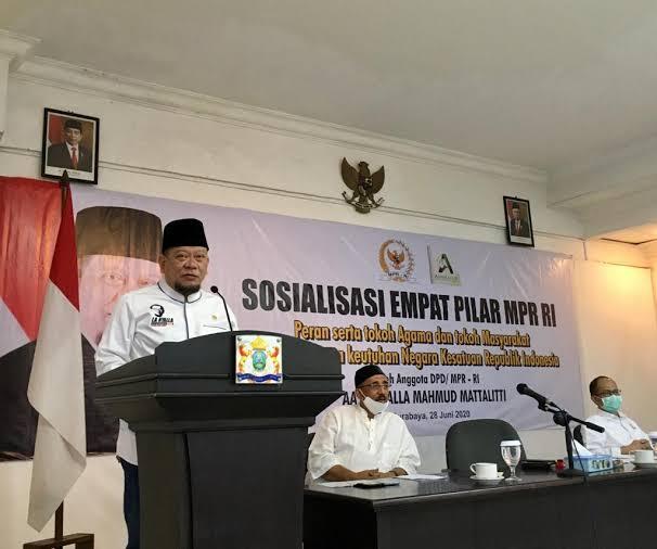 Pancasila Sudah Final dan Haram Diperas Lagi