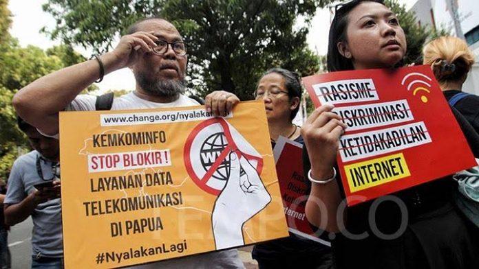 Vonis Jokowi Melanggar Hukum di Papua