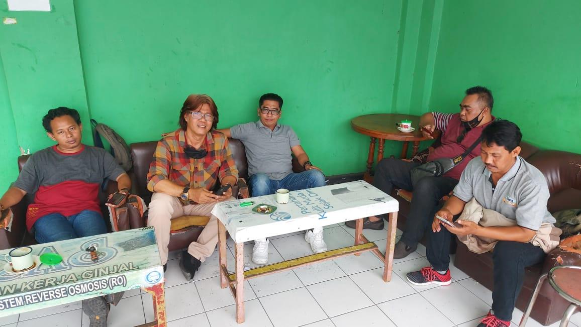 Prayogi Waluyo Pimpin SMSI Mojokerto Raya